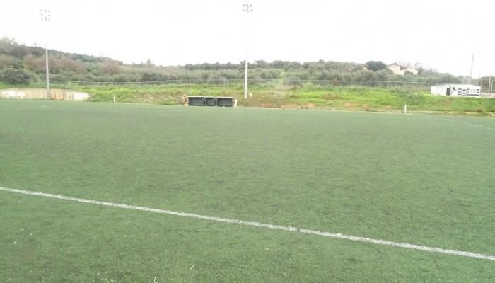 Υπεγράφησαν έργα ανακατασκευής των αθλητικών εγκαταστάσεων Μοναχής Ελιάς
