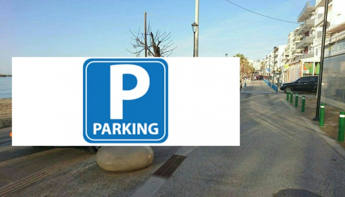 Νέος δημοτικός χώρος στάθμευσης στην παραλία της Νέας  Χώρας