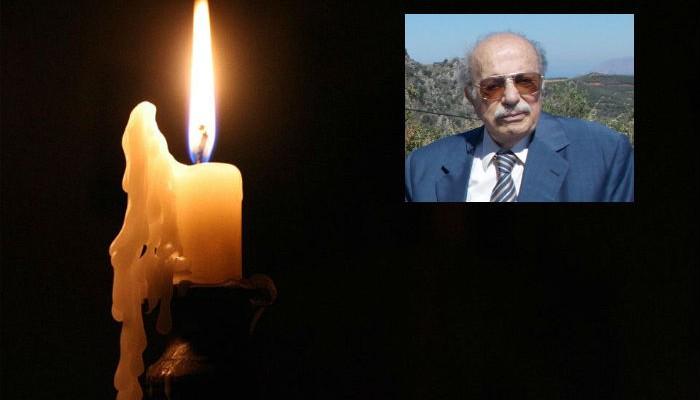 «Έφυγε» ο Χανιώτης αυτοκινητιστής Νικόλαος Δροσερός