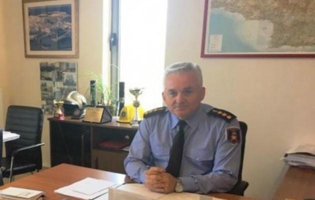 Ανέλαβε καθήκοντα ο νέος Διοικητής της Πυροσβεστικής Κρήτης
