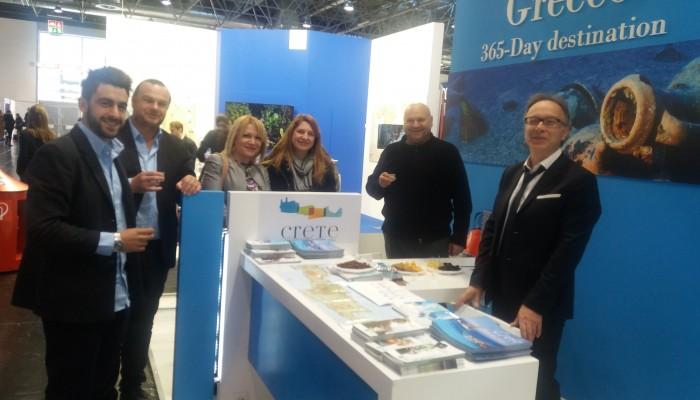 Η Περιφέρειας Κρήτης στη διεθνή έκθεση θαλάσσιου τουρισμού «BOOT»