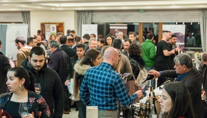 Η έκθεση Κρητικού κρασιού ΟιΝοτικά '19 στα Χανιά πραγματοποιήθηκε με απόλυτη επιτυχία!