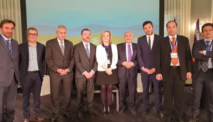Συμμετοχή της Περιφέρειας στη «Συμμαχία για τη Μεσογειακή Συνεργασία»