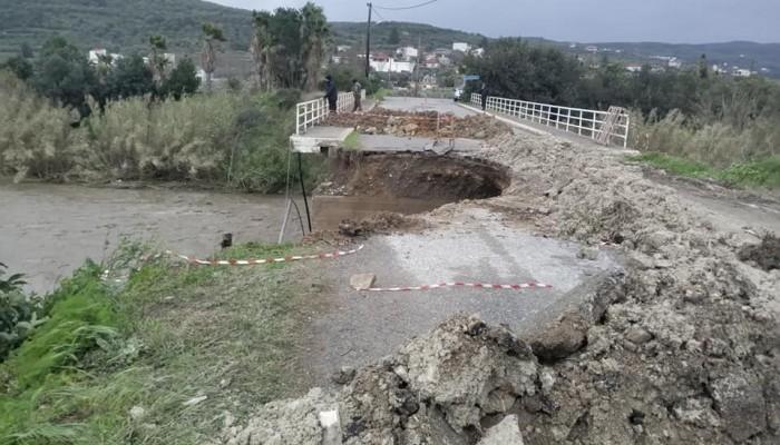 Με έξοδα του Υπ. Εσωτερικών το κόστος της πιθανής εκκένωσης επικίνδυνων σπιτιών στα Χανιά
