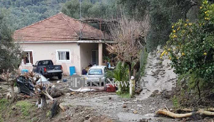 Ισοπεδώθηκαν ολόκληρα χωριά - Πιθανή εκκένωση στους Λάκκους λόγω καθίζησης(φωτο)