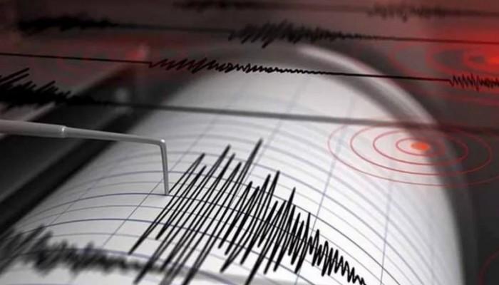 Σεισμός νότια της Κρήτης, κοντά στη Γαύδο