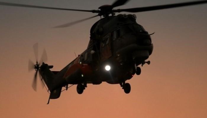 Περιπέτεια με το Super Puma που μετέφερε τον Σπίρτζη στα Χανιά