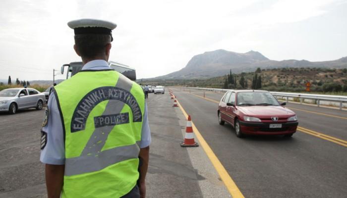 Καραμπόλα έξι αυτοκινήτων και μία τραυματίας στη Θεσσαλονίκη