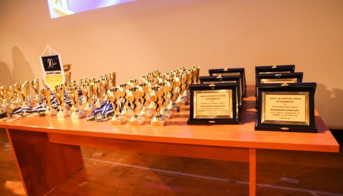 Τη Δευτέρα (04/03) οι βραβεύσεις του ΟΑΧ