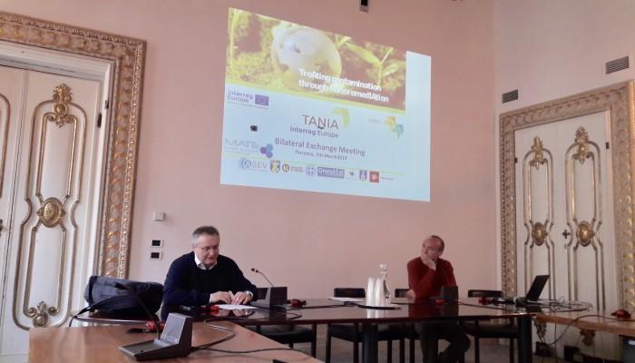 Συνάντηση με θέμα καλές πρακτικές μεταξύ Εταίρων του έργου «ΤΑΝΙΑ», στην Τοσκάνη