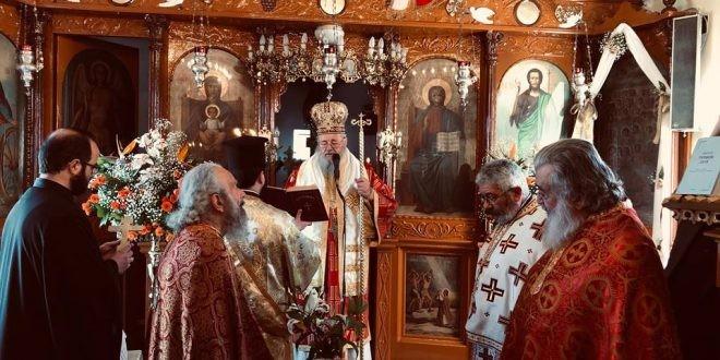 Η εορτή των Αγίων 40 Μαρτύρων στην Ι.Μητρόπολη Κυδωνίας & Αποκορώνου