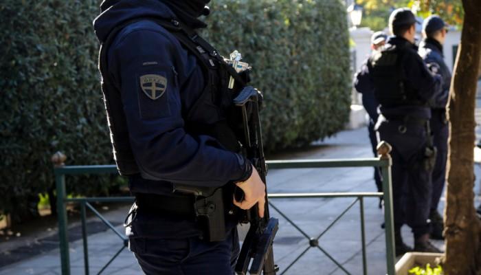 Ένας στους 4 αστυνομικούς αφοπλίζεται για ψυχολογικούς λόγους
