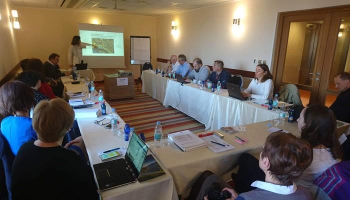 Συνάντηση στη Σλοβενία για διοικητικό έλεγχο προόδου του έργου και Workshop