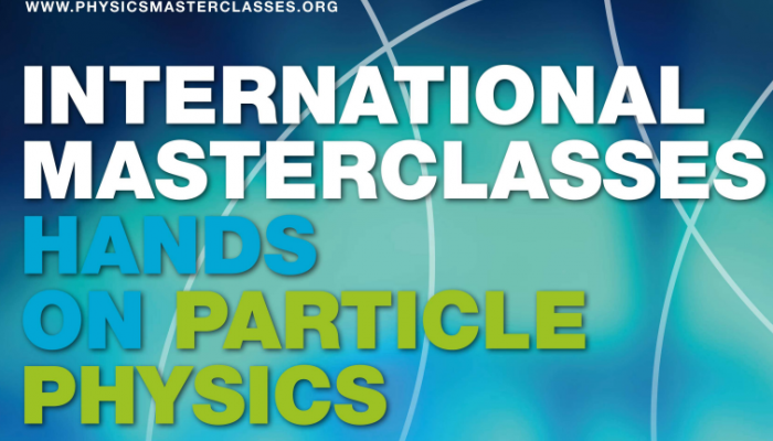 Διεθνή μαθήματα στοιχειωδών σωματιδίων για μαθητές στα Χανιά