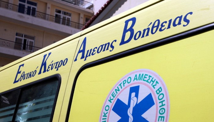 Ηράκλειο: Από την... όπισθεν βρέθηκε στο νοσοκομείο μια 80χρονη