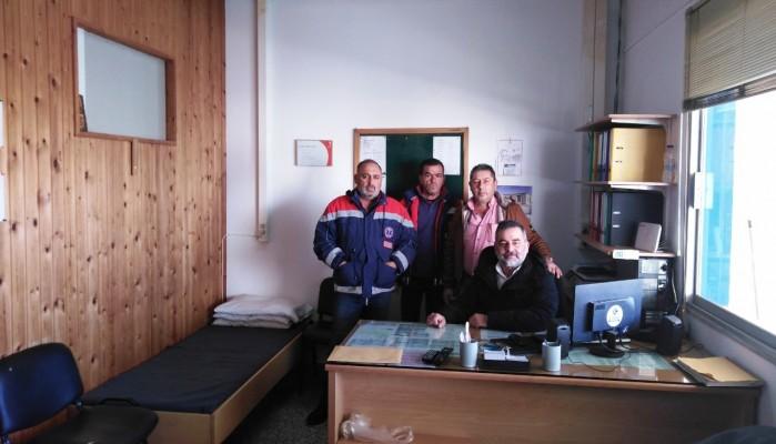 Ο Δήμος Οροπεδίου στηρίζει την λειτουργία του τομέα ΕΚΑΒ στο Οροπέδιο Λασιθίου