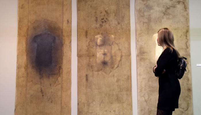 Εγκαινιάστηκε στο Ηράκλειο μια από τις σημαντικότερες εικαστικές εκθέσεις στην Ελλάδα