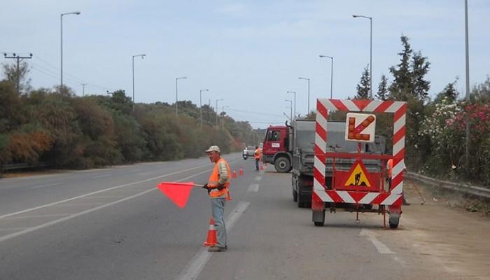 Με προβλήματα για δύο μήνες η κυκλοφορία στο ΒΟΑΚ στο τμήμα Καβρός - Γεωργιούπολη