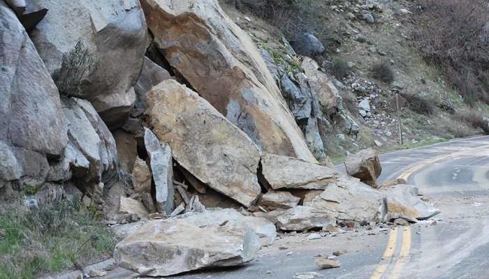Κανονικά πραγματοποιείται η κυκλοφορία στο Αρμενιώτικο Φαράγγι