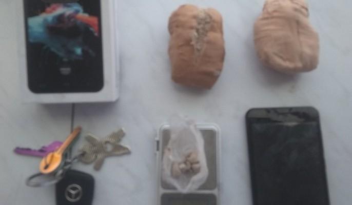 Hράκλειο: Συνελήφθη με ηρωίνη μέσα στο σπίτι του (φωτο)