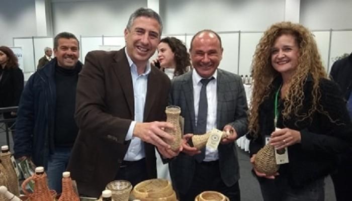 O υποψήφιος δημάρχος Ηρακλείου Π.Ινιωτάκη στο 8ο Παγκρήτιο Forum κρητικών προϊόντων