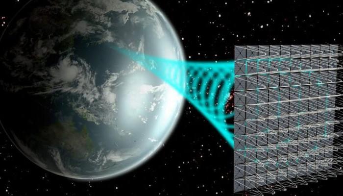 Η Κίνα θέλει να φέρει ηλιακή ενέργεια από το διάστημα