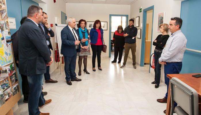 Ευτύχης Δαμιανάκης: Προτεραιότητα η παιδεία και η στήριξη στην εκπαιδευτική κοινότητα