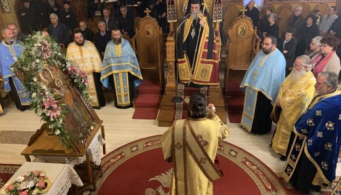 Πλήθος κόσμου στον εορτασμό το Χρυσούν Ιωβηλαίον στον Ιερό Μητροπολιτικό Ναό Κισάμου