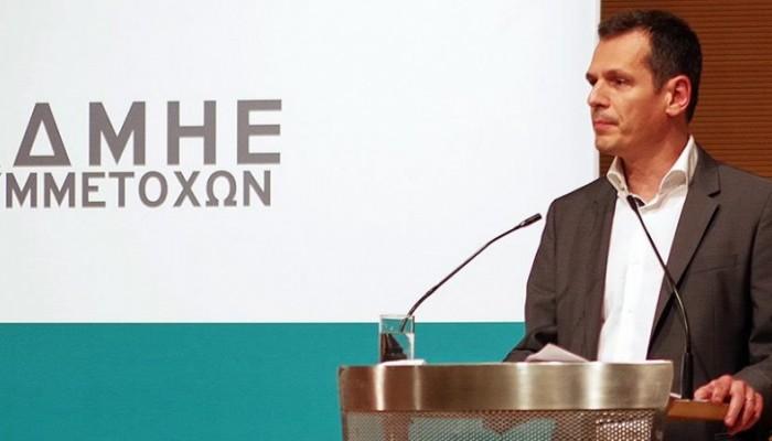 Μανουσάκης: Το 2020 η διασύνδεση Κρήτης - Πελοποννήσου