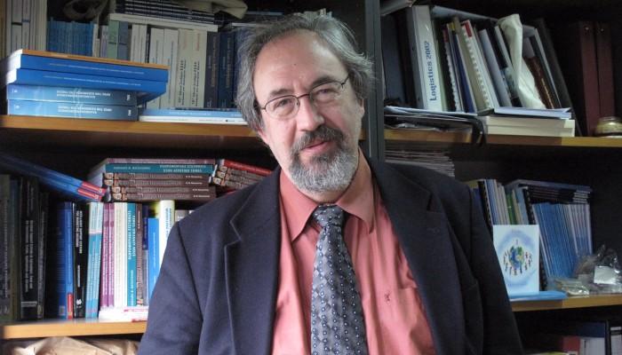 Καθηγητής του Πολυτεχνείου Κρήτης πρόεδρος της Ελληνικής Εταιρίας Επιχειρησιακών Ερευνών
