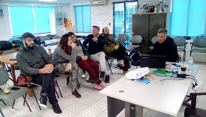 Εκπαιδευτική επίσκεψη στα γραφεία του ΝΟΧ