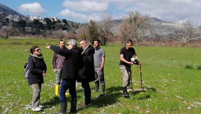 Οροπέδιο Λασιθίου: Σύσκεψη για την έρευνα των αρχαιοτήτων της Πλάτης