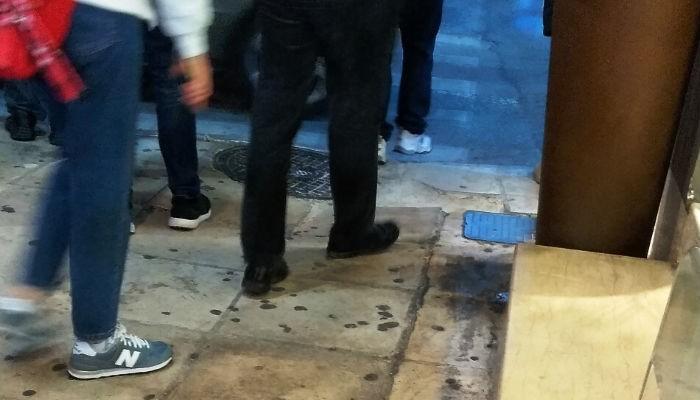Σακατεύονται άνθρωποι σε πεζοδρόμιο – παγίδα στο κέντρο των Χανίων (φωτο)