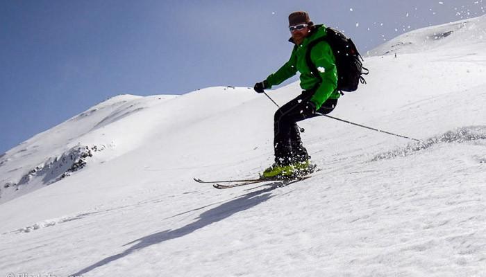 Ο νοτιότερος αγώνας ορειβατικού σκι της Ευρώπης γίνεται στην Κρήτη (βιντεο)
