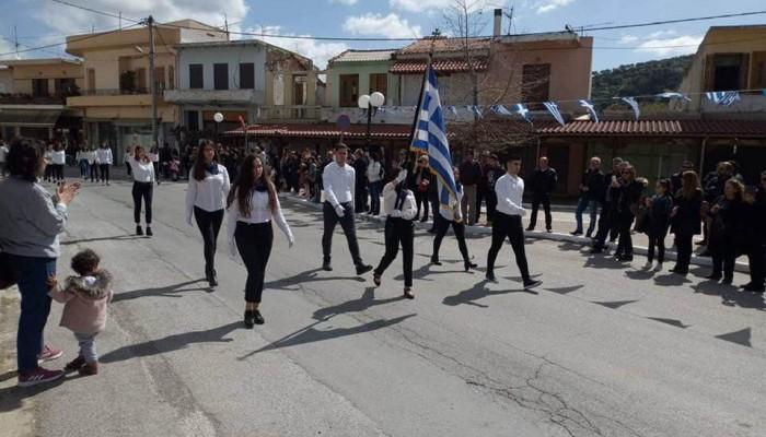 Με λαμπρότητα ο εορτασμός της 25ης Μαρτίου και στο δήμο Πλατανιά (φωτο)