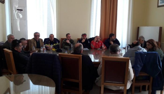 Καμπάνια ενημέρωσης του κόσμου από την Πολιτική Προστασία του Δήμου Ηρακλείου