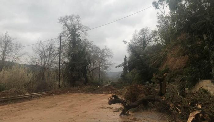 Δραματική έκκληση Επιμελητηρίων Κρήτης για άμεση αποκατάσταση ζημιών της θεομηνίας