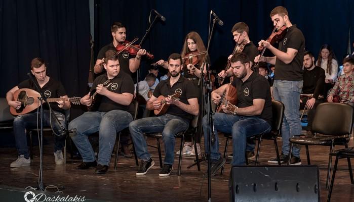 Ιδιαίτερα επιτυχημένη εκδήλωση για τους νέους και την κρητική μουσική στο Βενιζέλειο (φωτο