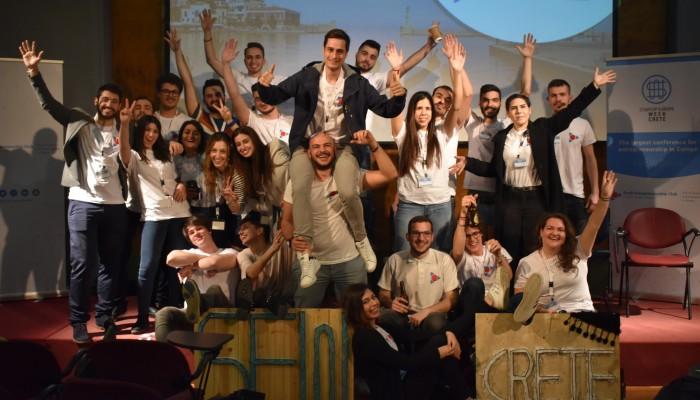 Το Συνέδριο σταθμός για την επιχειρηματικότητα επιστρέφει στην Κρήτη!