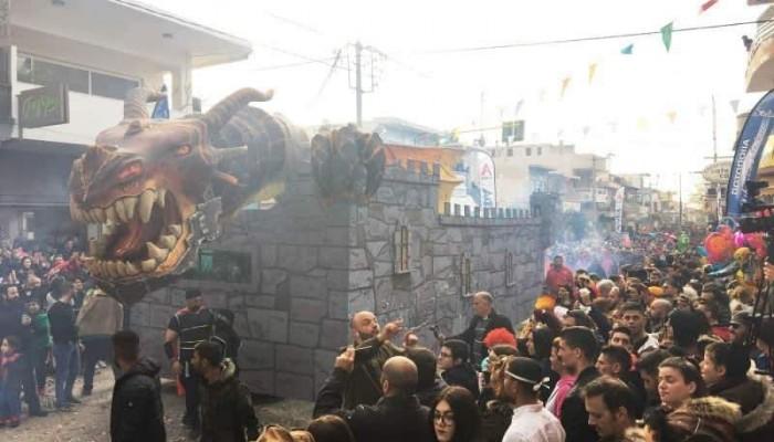 Καίνε τον βασιλιά του χανιώτικου καρναβαλιού σήμερα στη Σούδα