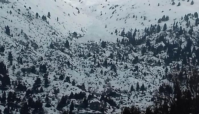 Προσοχή! Χιονοστιβάδες σαρώνουν τις Μαδάρες των Λευκών Ορέων (φωτο)
