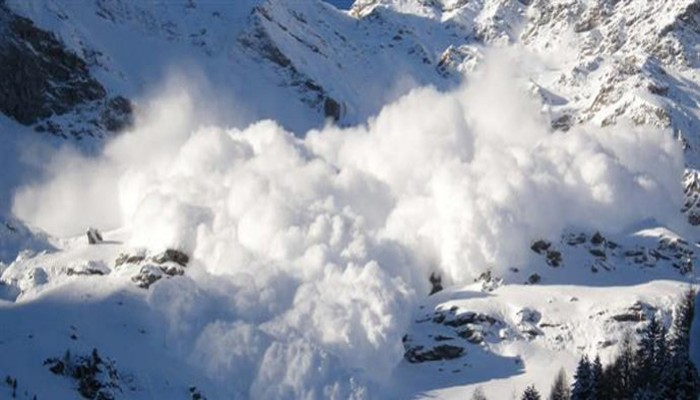 Έπεσε χιονοστιβάδα στον Αποκόρωνα! (βίντεο)