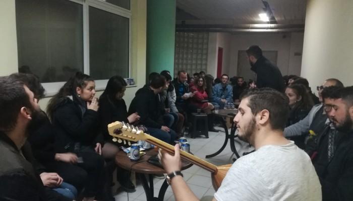 Η εκδήλωση για τα 6 χρόνια του συλλόγου εστίας Πολυτεχνείου Κρήτης