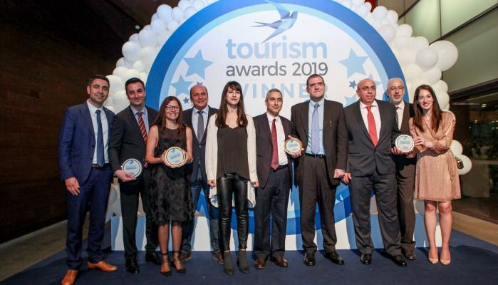 Tourism Awards: Τέσσερα βραβεία για τις ΜΙΝΩΙΚΕΣ ΓΡΑΜΜΕΣ