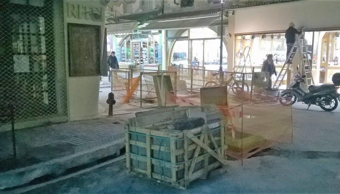 «Ειδυλλιακές» σκηνές στην παλιά πόλη των Χανίων (φωτο)