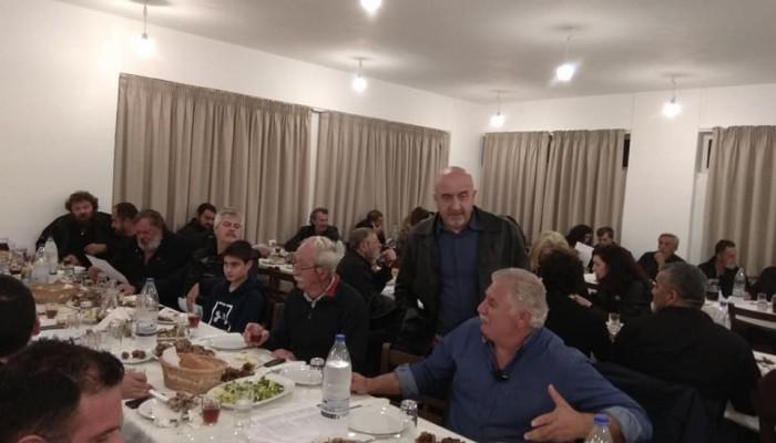 Αυτοί είναι οι υποψήφιοι με την παράταξη του Γιάννη Ζερβού στα Σφακιά