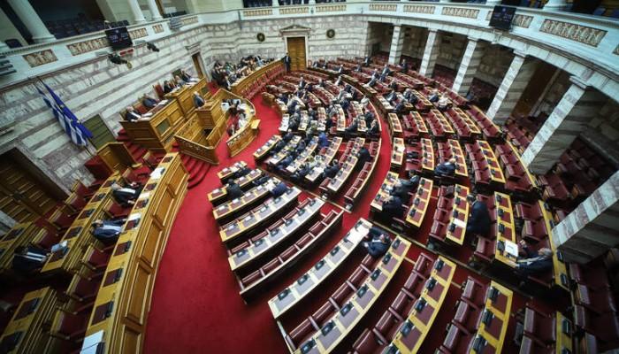 Την Παρασκευή η συζήτηση για την άρση βουλευτικής ασυλίας Λοβέρδου – Σαλμά – Φωκά