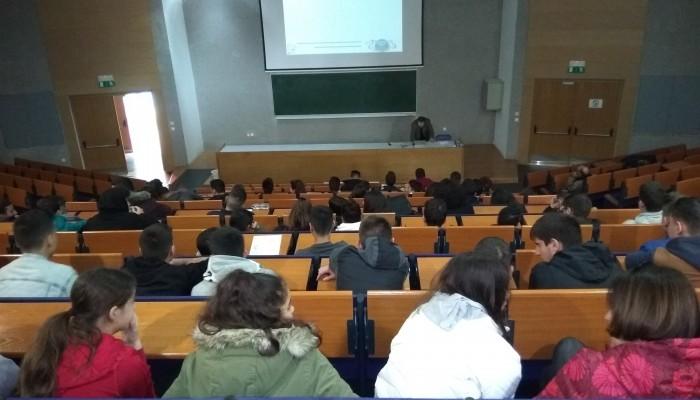 Πάνω από 2000 μαθητές έμαθαν σήμερα πώς λειτουργεί το Πολυτεχνείο Κρήτης (φωτο)