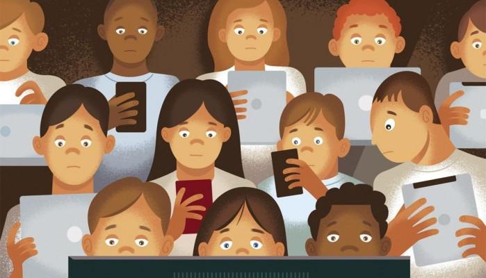 Δημοσιογραφική έρευνα με θέμα: «Screen Addiction» («Οθόνες και εξάρτηση»)