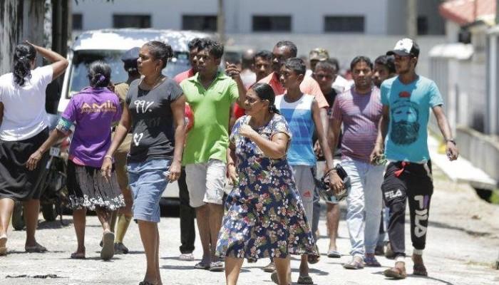 Σρι Λάνκα: Νέα έκρηξη με νεκρούς σε ξενοδοχείο - Μπαράζ επιθέσεων με 158 νεκρούς